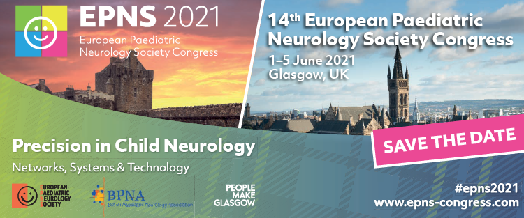 14th European Paediatric Neurology Society (EPNS) Congress